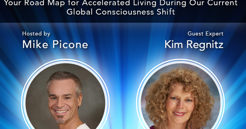 "Kim Regnitz ""Awakened & Ready"" Summit Video with Mike Picone 2018"
