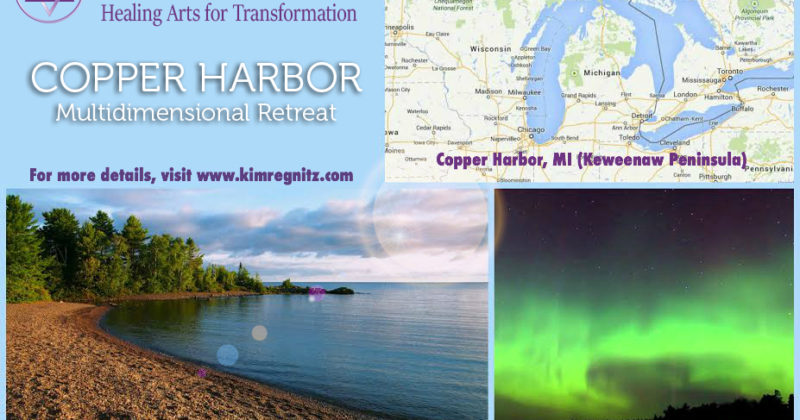 Sept 9-12: 2018 Copper Harbor Transformational Retreat