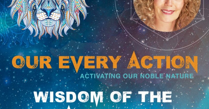 "November 12, 2018 – Kim LIVE on ""Wisdom of the Ancients"" with Ian Shelley"