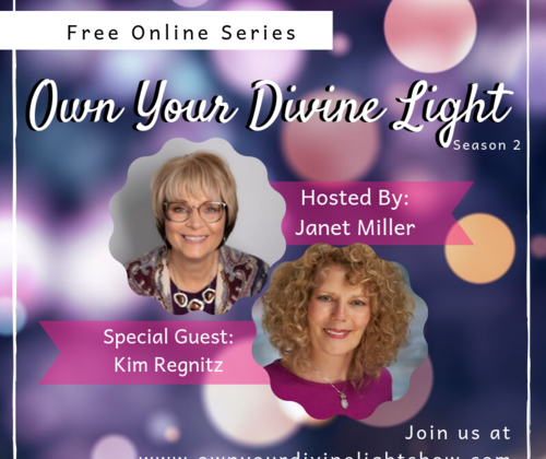 10-21-19 Own Your Divine Light FREE Online Series – Guest Appearance