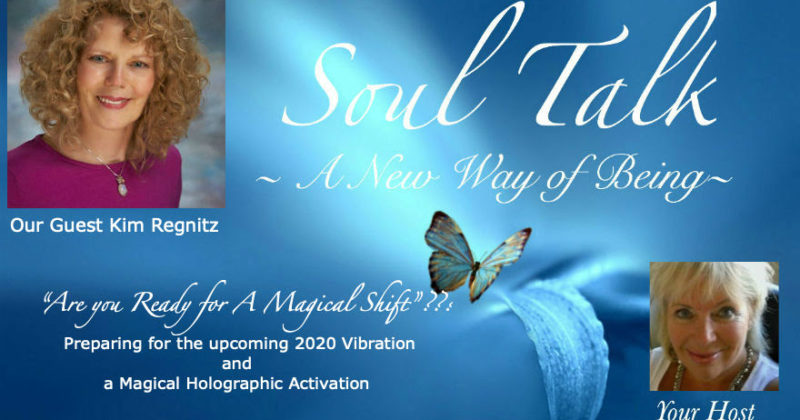10-29-19 Kim on Soul Talk with Patty Malek