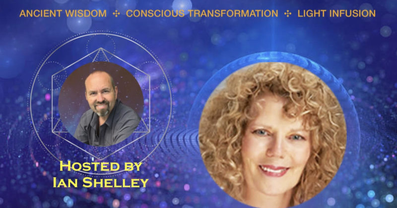 11-13-19 Kim Live on Wisdom of the Ancients with Ian Shelley