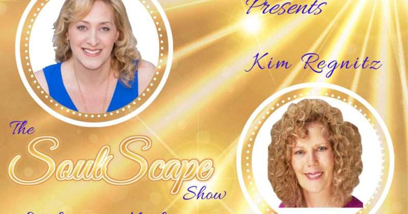 4-2-20 Live Video Kim on The SoulScape Show with Gabrielle Spencer