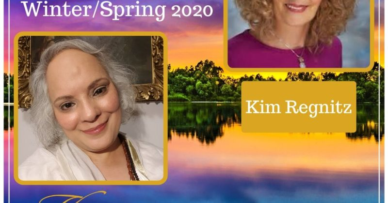 "2-4-20 Kim on The Alara Canfield Show ""Awaken to Happiness Now"""