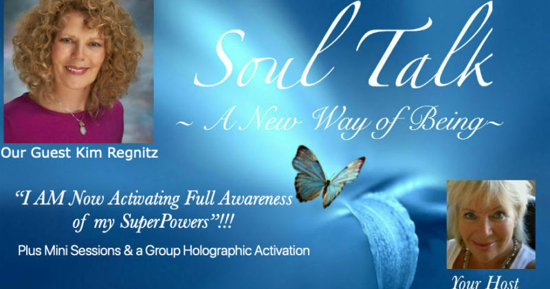 3-24-20 Kim on Soul Talk with Patty Malek