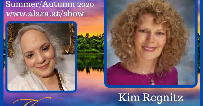 "9-23-20 Kim on Alara Canfield ""Awaken to Happiness Now"""