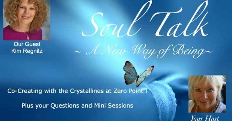 10-27-20 Kim on Soul Talk with Patty Malek
