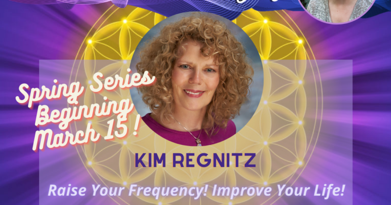"""Kim on """"Jazz Up Your Life with Judy – Spring Series"""""""