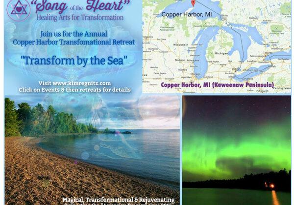 Sept 8-11: 2021 Copper Harbor Transformational Retreat
